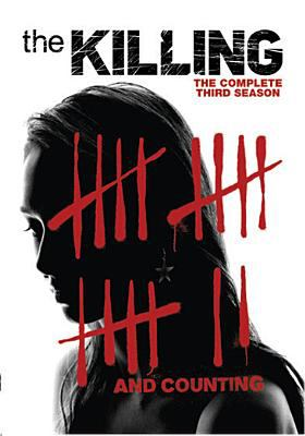 Cover image for The killing. Season 3, Complete [videorecording DVD]