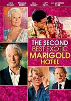 Cover image for The second best exotic Marigold Hotel [videorecording DVD]