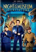 Cover image for Night at the museum. Secret of the tomb [videorecording DVD]