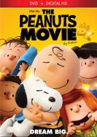 Cover image for The Peanuts movie [videorecording DVD]