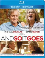 Cover image for And so it goes [videorecording Blu-ray]