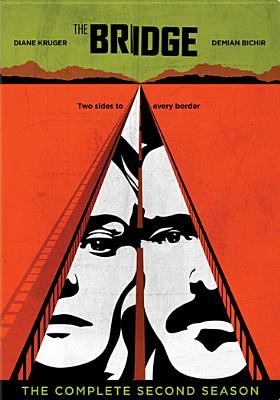 Cover image for The bridge. Season 2, Complete [videorecording DVD]