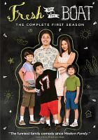 Cover image for Fresh off the boat. Season 1, Complete [videorecording DVD]