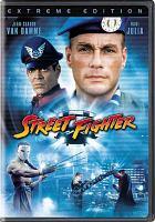 Imagen de portada para Street fighter [videorecording DVD]