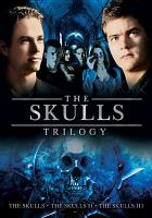 Cover image for The Skulls trilogy