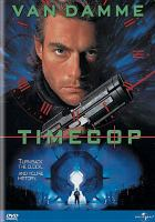 Cover image for Timecop [videorecording DVD]