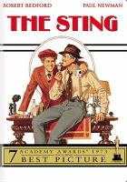Cover image for The sting