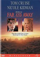 Cover image for Far and away