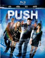 Cover image for Push [videorecording Blu-ray]