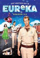 Cover image for Eureka. Season 3.5
