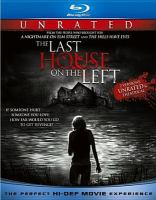 Cover image for The last house on the left [videorecording Blu-ray] (Tony Goldwyn version)
