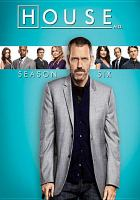 Cover image for House, M.D. Season 6, Complete