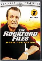 Cover image for The Rockford files movie collection. Vol. 1 [videorecording DVD]