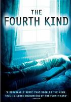 Cover image for The fourth kind