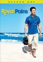 Cover image for Royal pains. Season 1, Disc 3