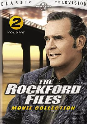 Cover image for The Rockford files movie collection. Vol. 2 [videorecording DVD].