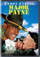 Cover image for Major Payne [videorecording DVD]