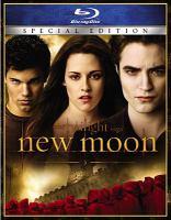 Cover image for New moon Twilight saga