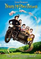 Cover image for Nanny McPhee returns