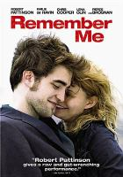 Cover image for Remember me