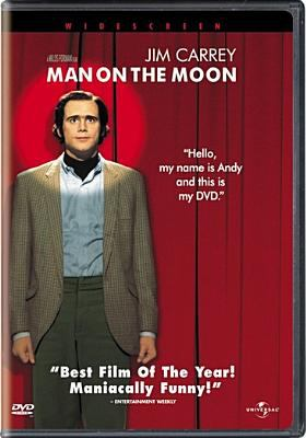 Cover image for Man on the moon [videorecording DVD]