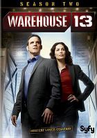 Cover image for Warehouse 13. Season 2, Complete [videorecording DVD].