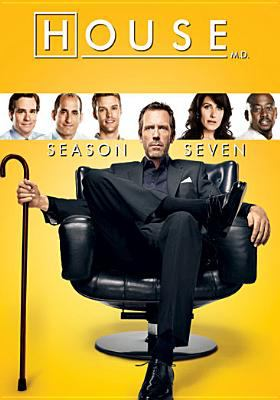 Cover image for House, M.D. Season 7, Disc 3