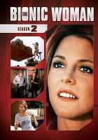 Cover image for The bionic woman. Season 2, Complete