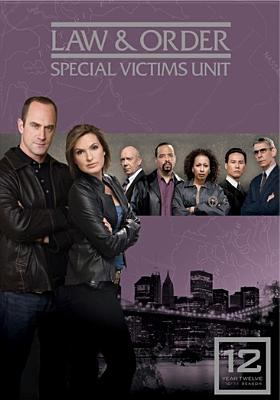 Cover image for Law & order, SVU. Season 12, Complete