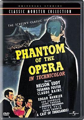 Cover image for Phantom of the Opera