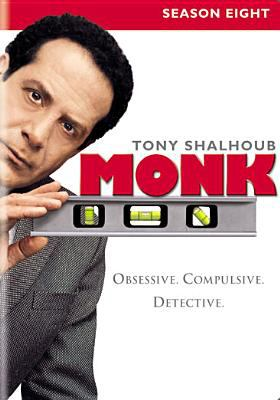 Cover image for Monk. Season 8, Complete [videorecording DVD]