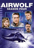 Cover image for Airwolf. Season 4, Complete [videorecording DVD]