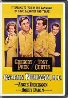 Cover image for Captain Newman, M.D.
