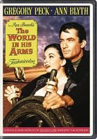 Cover image for The world in his arms [videorecording DVD]