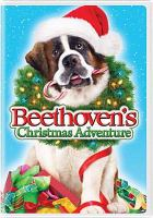 Cover image for Beethoven's Christmas adventure