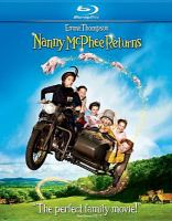 Cover image for Nanny McPhee returns [videorecording Blu-ray]