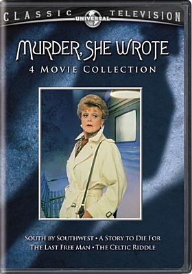 Cover image for Murder, she wrote [videorecording DVD] : 4 movie collection.