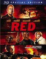 Cover image for Red [videorecording Blu-ray] (Bruce Willis version)