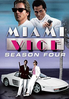 Cover image for Miami vice. Season 4, Complete