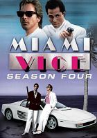 Imagen de portada para Miami vice. Season 4, Complete