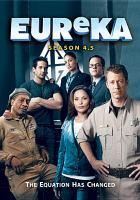 Cover image for Eureka. Season 4.5