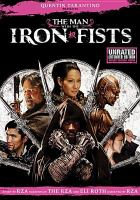 Cover image for The man with the iron fists