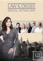 Cover image for Law & order, SVU. Season 13, Complete