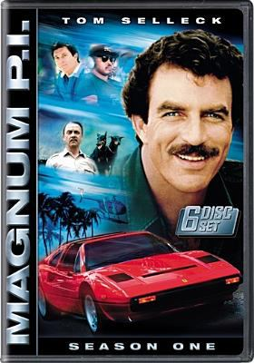 Cover image for Magnum P.I. Season 1, Complete