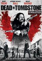 Cover image for Dead in Tombstone