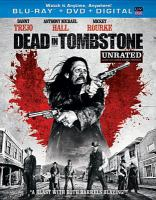 Cover image for Dead in Tombstone [videorecording Blu-ray]