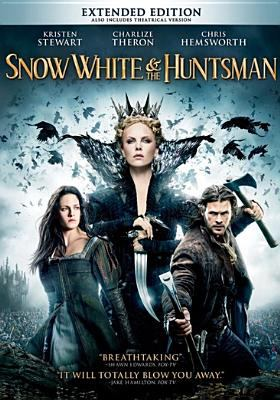 Cover image for Snow White & the huntsman