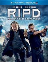 Imagen de portada para R.I.P.D. [videorecording Blu-ray] : Rest In Peace Department