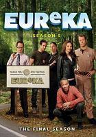 Cover image for Eureka. Season 5, Complete.