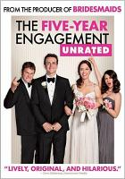 Cover image for The five-year engagement